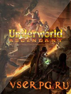 Постер игры Underworld Ascendant
