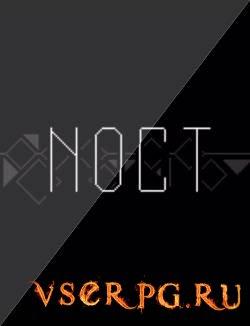 Постер игры Noct (2016)