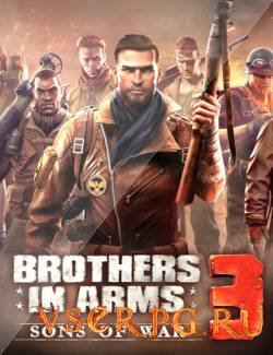 Постер Brothers in Arms 3: Sons of War