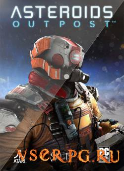 Постер игры Asteroids Outpost
