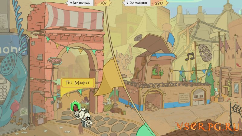 Pit People screen 1
