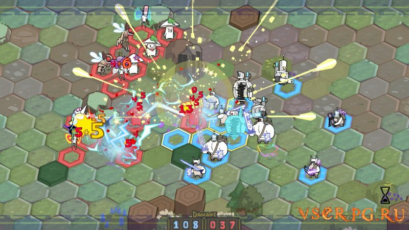 Pit People screen 2