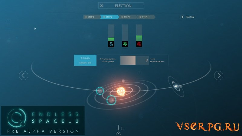 Endless Space 2 screen 3