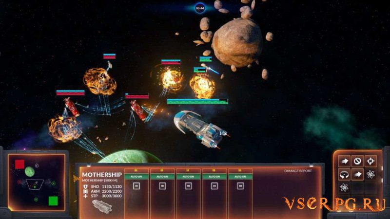 Starfall Tactics screen 3