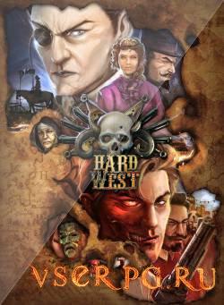 Постер игры Hard West