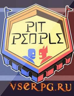 Постер игры Pit People