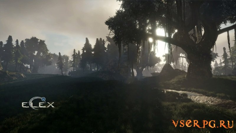 Elex screen 2