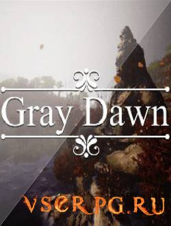 Постер игры Gray Dawn