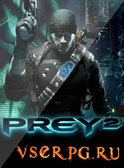 Постер игры Prey 2