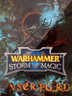 Постер игры Warhammer: Storm of Magic