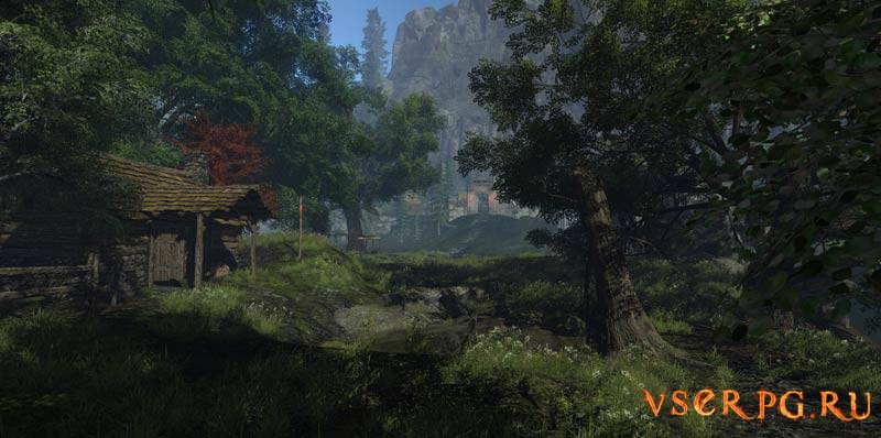 Pantheon: Rise of the Fallen screen 3