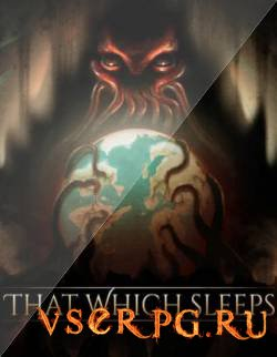 Постер игры That Which Sleeps