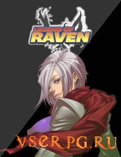 Постер игры Legend of Raven