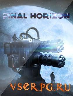 Постер игры Final Horizon