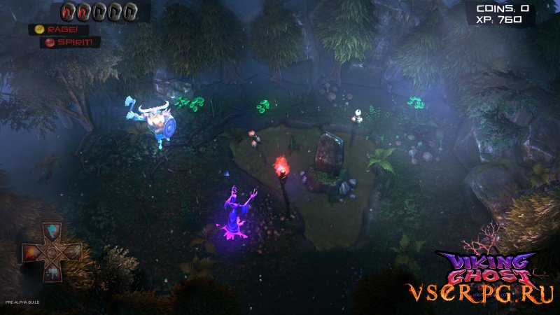 Viking Ghost screen 3