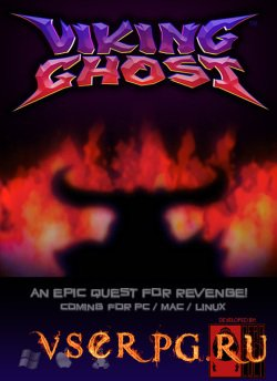 Постер игры Viking Ghost
