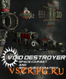 Постер игры Void Destroyer