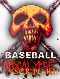 Постер игры Baseball Apocalypse