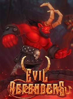Постер игры Evil Defenders