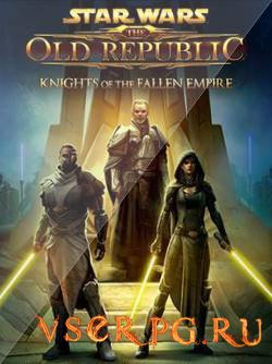 Постер игры Star Wars The Old Republic: Knights of the Fallen Empire