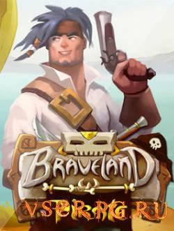 Постер игры Braveland Pirate