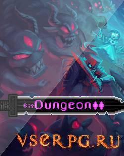 Постер игры Bit Dungeon 2
