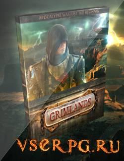 Постер игры Grimlands