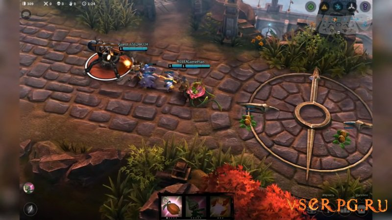 Vainglory screen 3