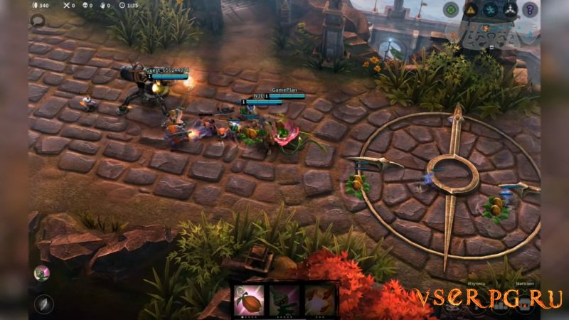 Vainglory screen 2