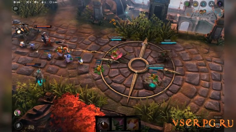 Vainglory screen 1