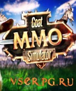 Постер игры Goat MMO Simulator