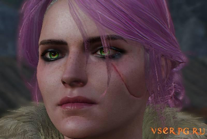 Ведьмак 3: Разноцветная Цири screen 2