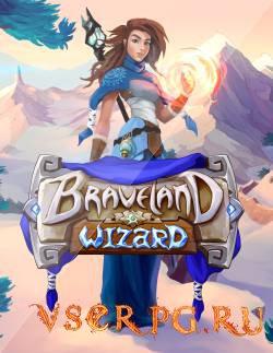 Постер игры Braveland Wizard