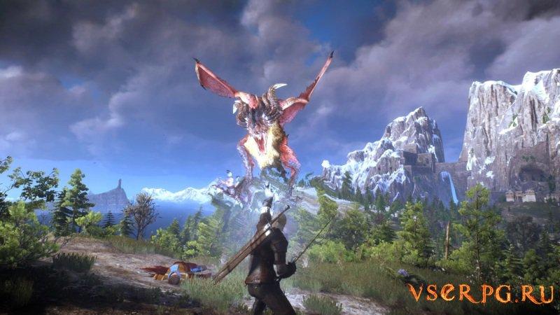 Ведьмак 3: Камера с E3 screen 1
