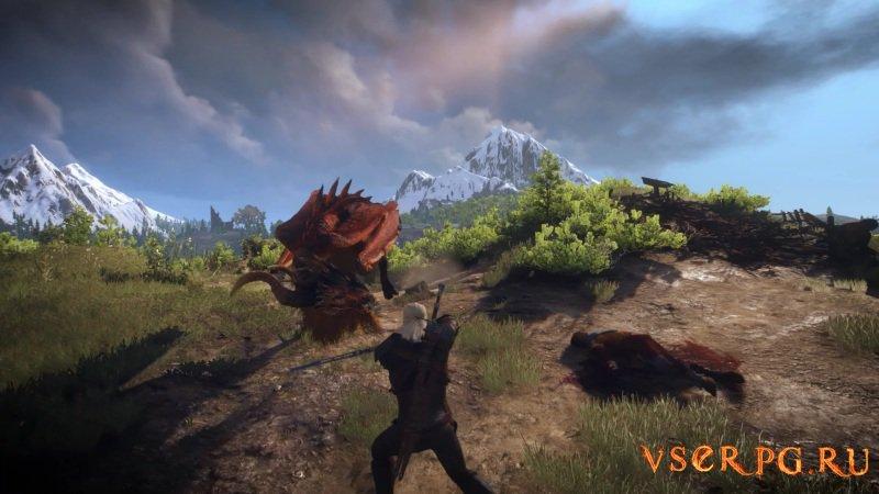 Ведьмак 3: Камера с E3 screen 2