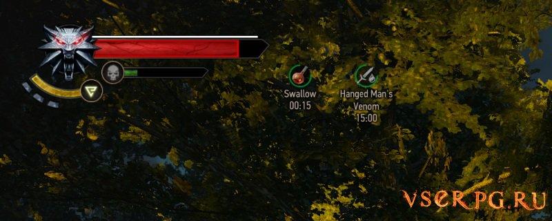 Индикатор масла (Ведьмак 3) screen 1