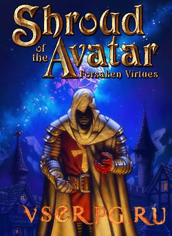 Постер игры Shroud of the Avatar: Forsaken Virtues