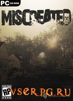 Постер игры Miscreated