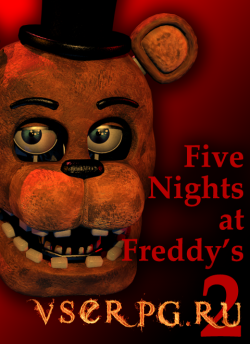 Постер игры Five Nights at Freddy's 2