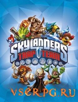 Постер игры Skylanders: Trap Team