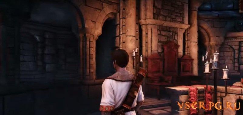 Shadows of the Eternals screen 2