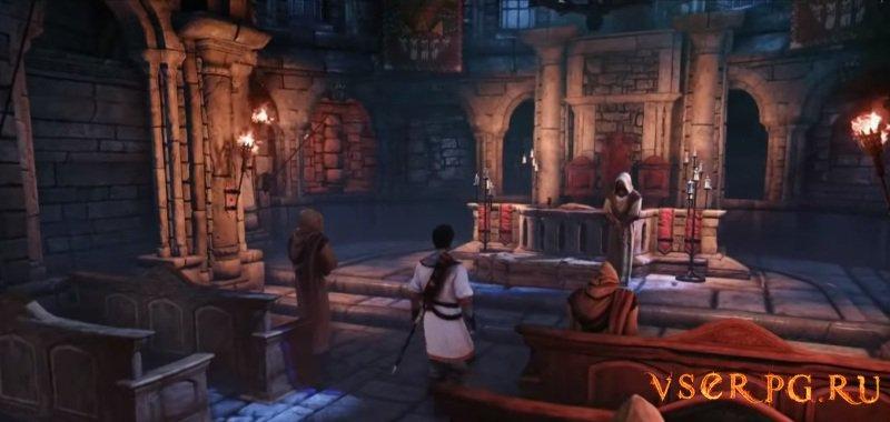 Shadows of the Eternals screen 1