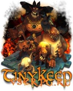 Постер игры TinyKeep