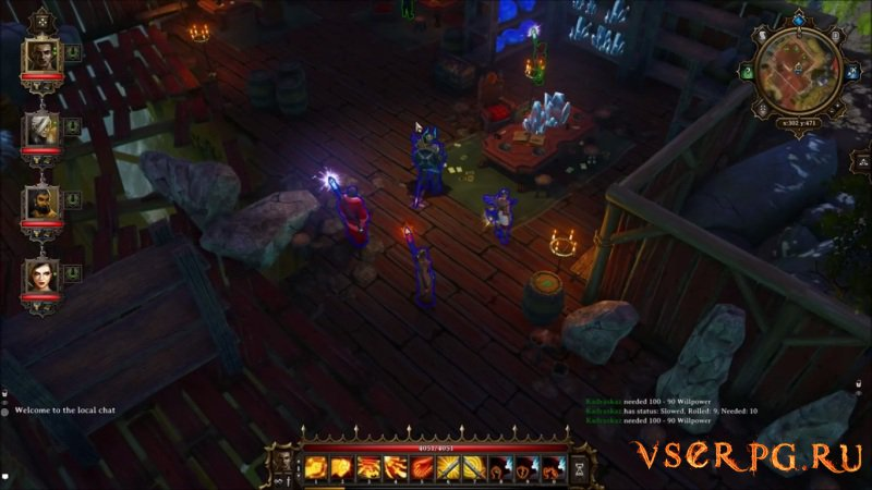 Divinity Original Sin: The Bear and the Burgar screen 3