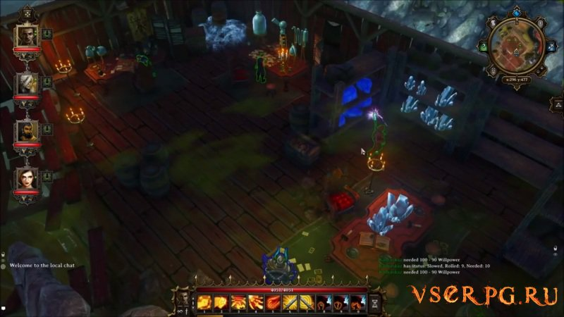 Divinity Original Sin: The Bear and the Burgar screen 2