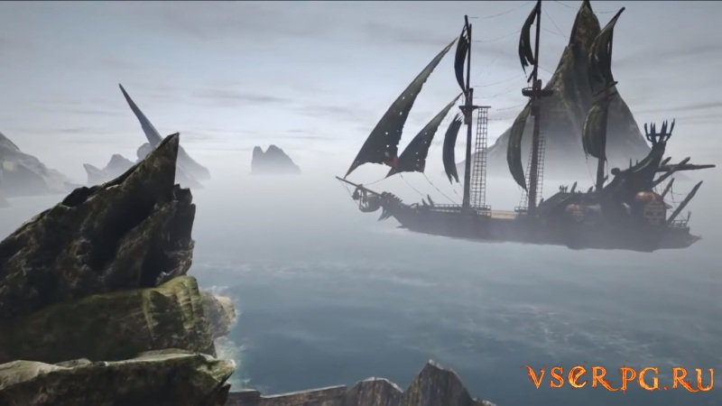 Risen 3: Fog Island screen 2