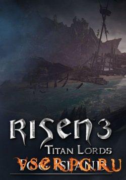 Постер игры Risen 3: Fog Island