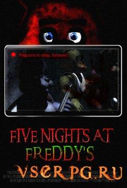 Постер игры Five Nights at Freddy's 1