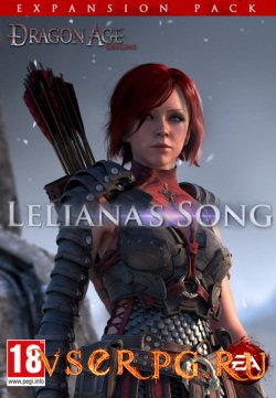 Постер игры Dragon Age Origins: Leliana's Song