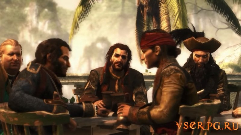 Assassin's Creed 4: Black Freedom Cry screen 1